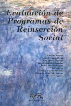 Eldeportedealbacete.es Evaluacion De Programas De Reinsersion Social Image