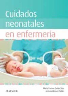 Libros pdf descargables gratis CUIDADOS NEONATALES EN ENFERMERIA (Spanish Edition) CHM 9788490229989
