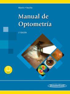 manual de optometria (2ª ed.) (incluye ebook)-9788491102489