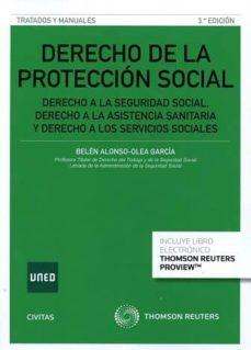 Valentifaineros20015.es Derecho De La Proteccion Social (3ª Ed.) Image