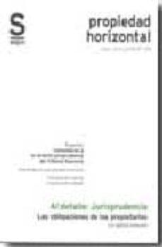Padella.mx Obligaciones De Los Propietarios: Los Gastos Comunes Especial: Co Mentarios A La Reciente Jurisprudencia Del Tribunal Supremo Image