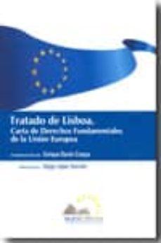 Javiercoterillo.es Tratado De Lisboa: Carta De Derechos Fundamentales De La Union Eu Ropea Image