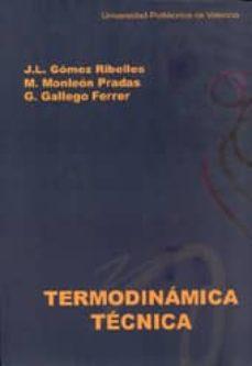 Followusmedia.es Termodinamica Tecnica (Incluye Cd) Image