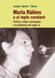 Cronouno.es Maria Rubies O El Repte Constant Image