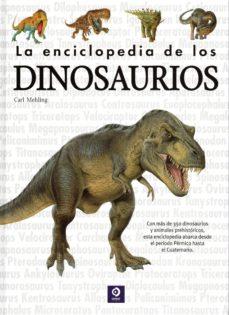 la enciclopedia de los dinosaurios-carl mehling-9788497944489