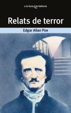 Descarga gratuita de archivos pdf de libros electrónicos RELATS DE TERROR 9788498240689 de EDGAR ALLAN POE (Spanish Edition) iBook DJVU