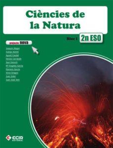 Cdaea.es Ciencies De La Natura 2º Eso - Projecte Nova Image