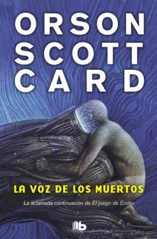 la voz de los muertos (saga de ender 2)-orson scott card-9788498722789