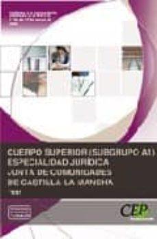 Cronouno.es Cuerpo Superior (Subrupo A1)especialidad Juridica Junta De Comu Unidades De Castilla-la Mancha. Test Image