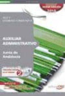 Titantitan.mx Auxiliar Administrativo Junta De Andalucia. Test Y Examenes Comen Tados Image