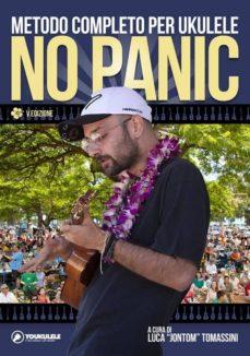 no panic - metodo completo per ukulele (ebook)-9788891151889
