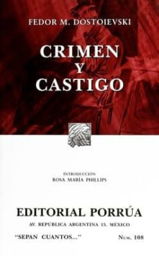 Libro Pdf Crimen Y Castigo Pdf Collection