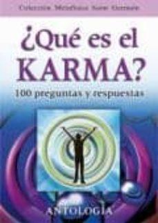 Emprende2020.es ¿Que Es El Karma? 100 Preguntas Y Respuestas Image