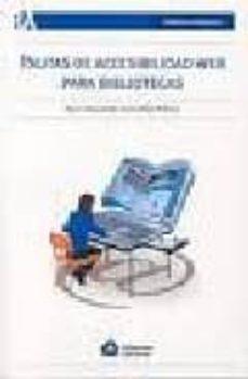 Mrnice.mx Pautas De Accesibilidad Web Para Bibliotecas Image
