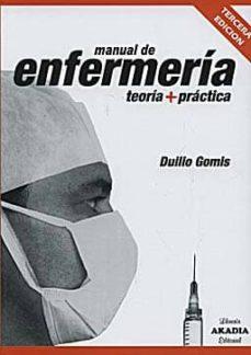 Bressoamisuradi.it Manual De Enfermeria: Teoria + Practica Image