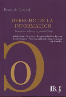 Concursopiedraspreciosas.es Derecho De La Informacion: Periodismo, Deberes Y Responsabilidades Image