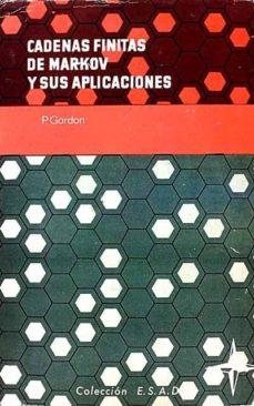 Chapultepecuno.mx Cadenas Finitas De Markov Y Sus Aplicaciones Image