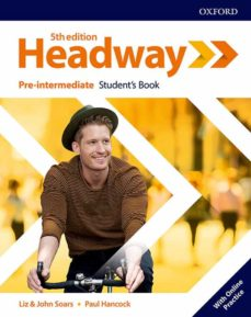 Descargar HEADWAY PRE-INTERMEDIATE STUDENT S BOOK WITH STUDENT S RESOURCE CENTRE gratis pdf - leer online