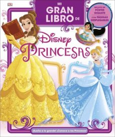 Padella.mx Mi Gran Libro De Disney Princesas Image