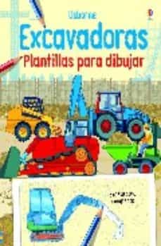 Colorroad.es Excavadoras : Plantillas Para Dibujar Image