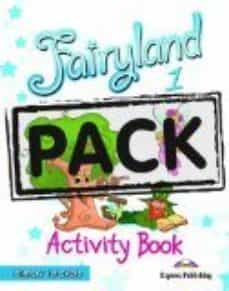 Mrnice.mx Fairyland 1 Activity Pack Primary 1st Cycle With Image
