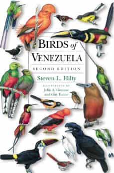 birds of venezuela (ebook)-steven l. hilty-9781400834099
