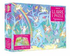 Trailab.it Unicorns: Llibre I Puzle Image