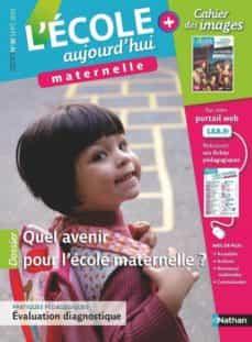 l'ecole aujourd'hui maternelle - septembre 2012 (ebook)-9782091122199