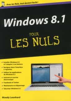 windows 8.1 mégapoche pour les nuls (ebook)-andy rathbone-9782754073899