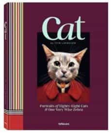 Ebook psp descarga gratuita CAT: PORTRAITS OF EIGHTY-EIGT CATS & ONE VERY WISE ZEBRA TEIN LUC ASSON