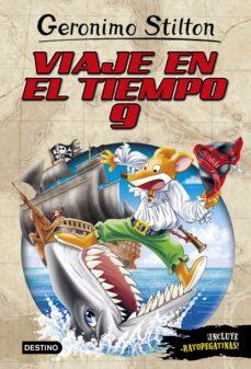 Chapultepecuno.mx Viaje En El Tiempo 9 (Geronimo Stilton) Image