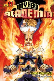 Titantitan.mx My Hero Academia Nº 21 Image