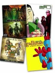 Enmarchaporlobasico.es Pack Comics (Contiene: Misherer - Padre - Una De Gallinas - El Se ÑOr De Los Panecillos) Image