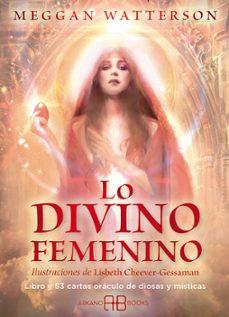 Ironbikepuglia.it Lo Divino Femenino: Libro Y 53 Cartas Oraculo De Diosas Y Misticas Image