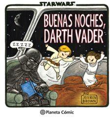 star wars buenas noches, darth vader-jeffrey brown-9788416090099