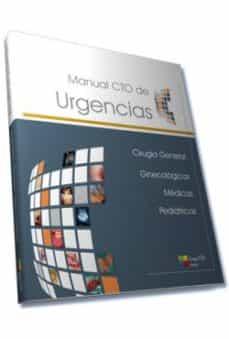 Descarga gratuita de libros electrónicos de aviación. MANUAL CTO DE URGENCIAS  de  9788416403899