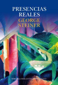 presencias reales-george steiner-9788416964499