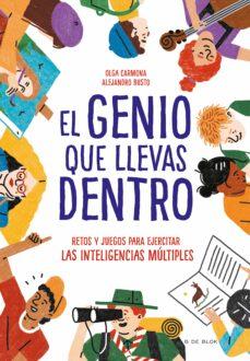 Alienazioneparentale.it El Genio Que Llevas Dentro: Retos Y Juegos Para Ejercitar Las Inteligencias Multiples Image