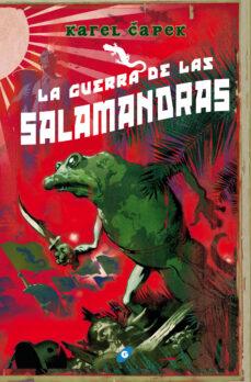Enlaces de descarga de libros de texto LA GUERRA DE LAS SALAMANDRAS (2ª ED.) (OMNIUM) de KAREL CAPEK FB2