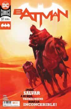 Descargas gratuitas de libros electrónicos en línea pdf BATMAN Nº 92/37 (Literatura española)