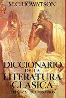 diccionario de la literatura clasica-m. c. howatson-9788420652399