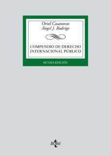 Descargar COMPENDIO DE DERECHO INTERNACIONAL PUBLICO gratis pdf - leer online