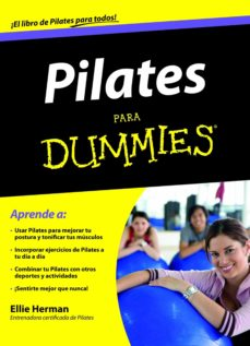 pilates para dummies-ellie herman-9788432920899