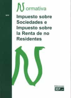 Encuentroelemadrid.es Impuesto Sobre Sociedades E Impuesto Sobre La Renta De No Residentes. Normativa 2015 Image