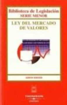 Srazceskychbohemu.cz Ley De Mercado De Valores (5ª Ed.) Image