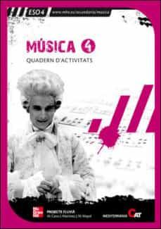 Trailab.it Musica 4º Educacion Secundaria Quadern De L Alumne Image