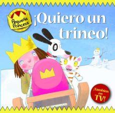 Carreracentenariometro.es ¡Quiero Un Trineo! (Pequeña Princesa) Image