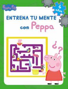 Cdaea.es Entrena Tu Mente Con Peppa. 4 Años (Peppa Pig. Cuaderno De Activi Dades) Image