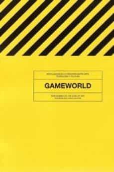 Inmaswan.es Gameworld: Videojuegos En La Frontera Entre Arte, Tecnologia Y Cu Ltura (Bolsa Metalizada Con 2 Libros En Su Interior)(libro Amarillo Contiene Ensayos; Libro Azul Contiene Seleccion Imagenes) Image