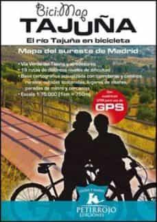 el rio tajuña en bicicleta-bernard datcharry-9788461574599